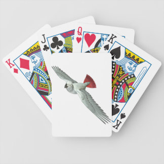 Congo African Grey Parrot Bicycle Poker Deck