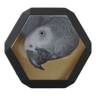 Congo African Grey Parrot Hello Black Boombot Rex Bluetooth Speaker