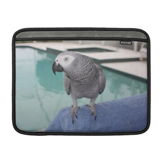 Congo African Grey Parrot Sleeve For MacBook Air
