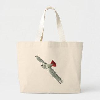 Congo African Grey Parrot Jumbo Tote Bag