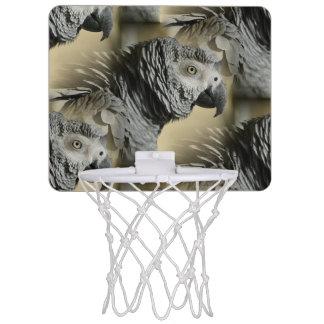 Congo African Grey Parrot Mini Basketball Hoops