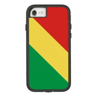 Congo-Brazzaville Flag Case-Mate Tough Extreme iPhone 8/7 Case