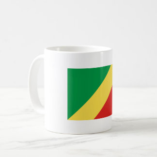 Congo-Brazzaville Flag Coffee Mug