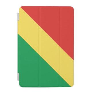 Congo-Brazzaville Flag iPad Mini Cover