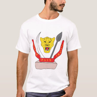 Congo Coat of Arms(2006) T-shirt