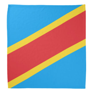 Congo (Democratic Republic) Bandana
