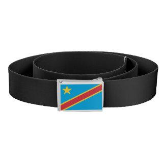 Congo Flag Belt