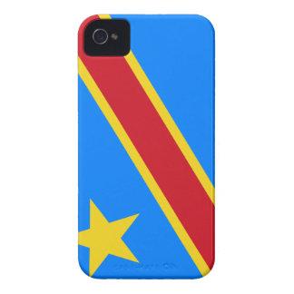 Congo Flag iPhone Case