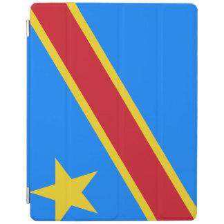 Congo-Kinshasa Flag iPad Cover