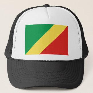 Congo National World Flag Trucker Hat