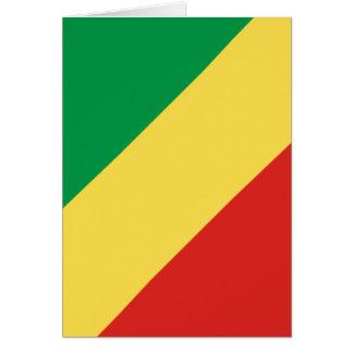 congo republic card