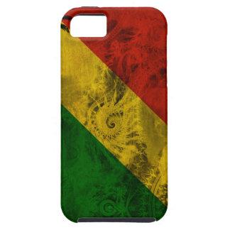 Congo Republic Flag iPhone 5 Case
