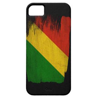 Congo Republic Flag iPhone 5 Cases