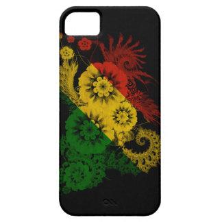 Congo Republic Flag iPhone 5 Cover