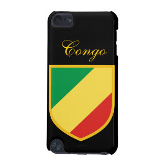 Congo Republic Flag iPod Touch 5G Covers