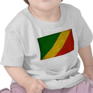Congo Republic Flag Shirts
