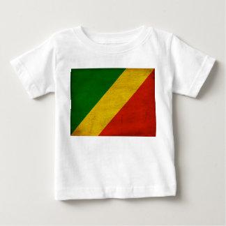 Congo Republic Flag Tee Shirt
