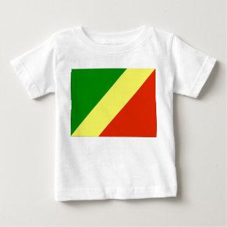 Congo Republic Flag Tshirt
