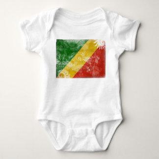 Congo Republic Flag Tshirts