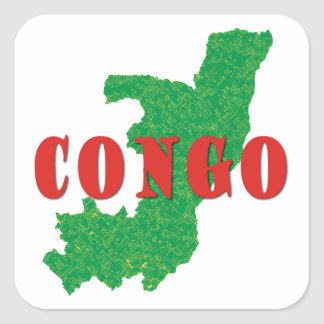 Congo Square Sticker
