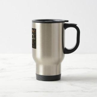 Congolese-themed Travel Mug