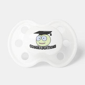 Congraduations Smiley With Grad Cap Dummy