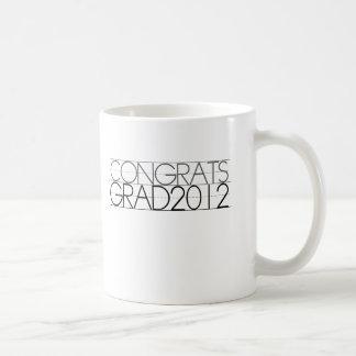 Congrats Grad 2012 Mug