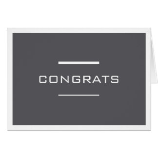 Congrats Notecard for Rodan & Fields