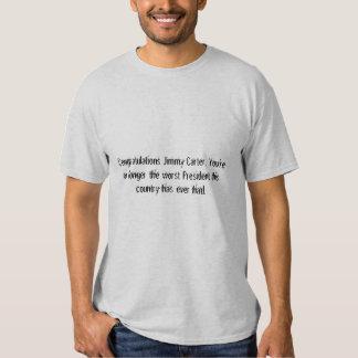 Congratulate Jimmy Carter T Shirt