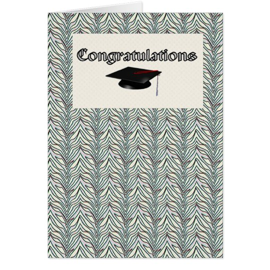 Congratulation Graduate Card