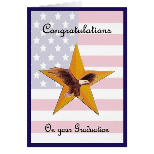 Congratulations Basic Training Graduation Card