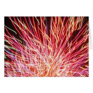 Congratulations & Celebrations, Fireworks Card