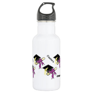 Congratulations, Graduate!!! 532 Ml Water Bottle