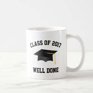 Congratulations Graduate Class of 2017 Coffee Mug