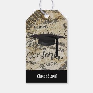 Congratulations, Graduate Custom Gift Tags