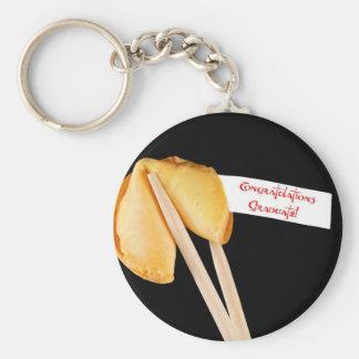 Congratulations Graduate! Fortune Cookie Key Ring