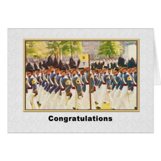 Congratulations, Graduation From West Point Card