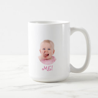 Congratulations Mommy New Baby Photo Template Coffee Mug