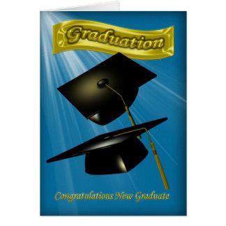 congratulations on graduation you graduated cards