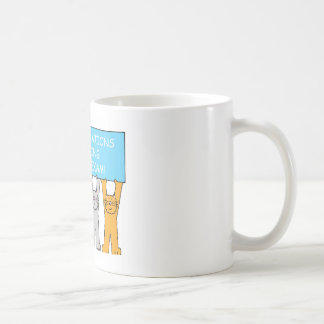 Congratulations on passing the CPA exam. Coffee Mug