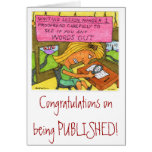 Congratulations on Publication!