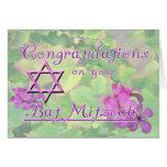 Congratulations on your Bat Mitzvah!