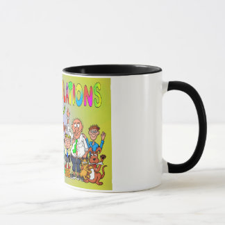 Congratulations On Your New Job Mug