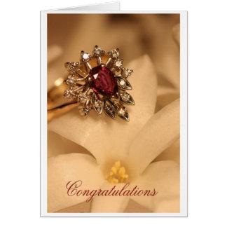 Congratulations - Wedding, Anniversary, Greeting Card