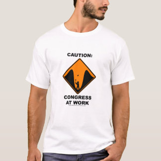 Congress At Work T-Shirt