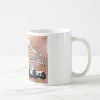 Congress Avenue Bats Coffee Mug