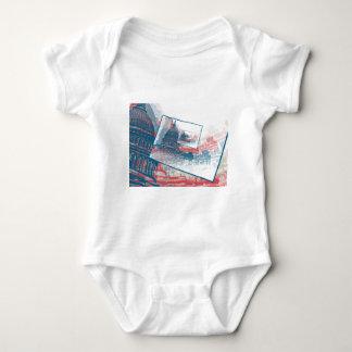 Congress Capitol Building Baby Bodysuit