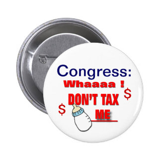 Congress Deal 6 Cm Round Badge