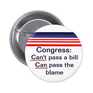 Congress pass the blame buttons
