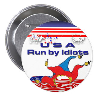 Congress Pinback Buttons
